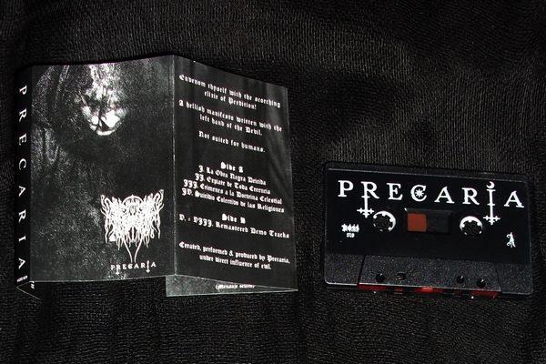 Precaria_tape