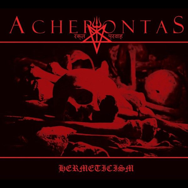 Acherontas – Hermeticism