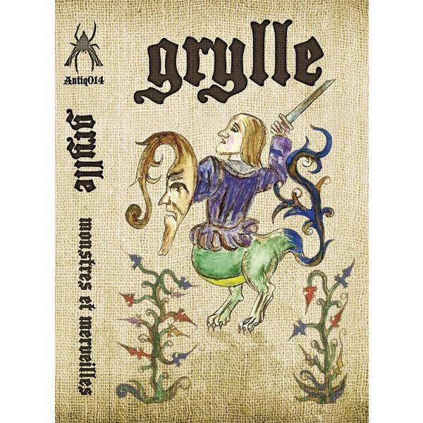 Grylle – Monstres et merveilles