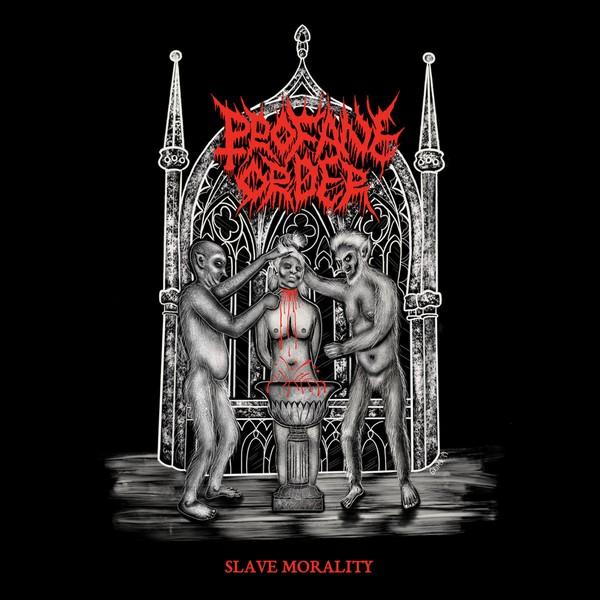 Profane Order – Slave Morality CD
